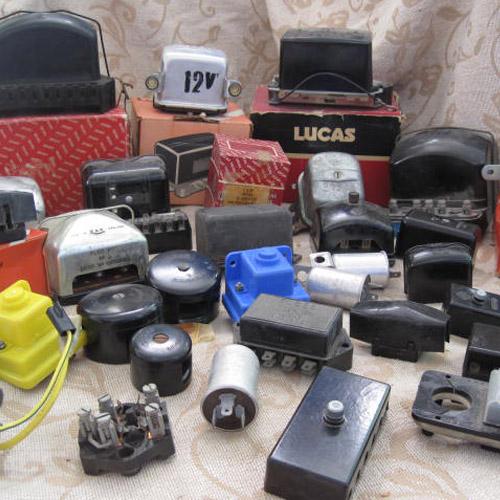 Fuse Control Boxes/ Regulator